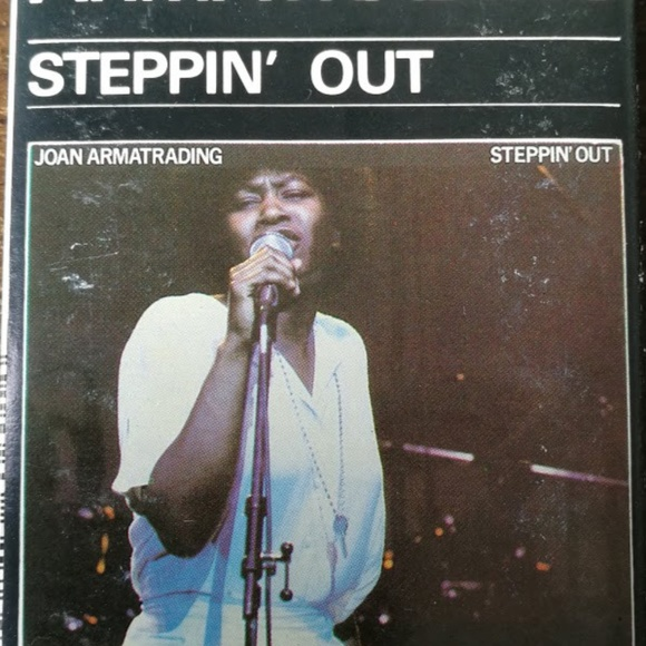 pickwick Other - Joan Armatrading Steppin' Out NEW UK Cassette